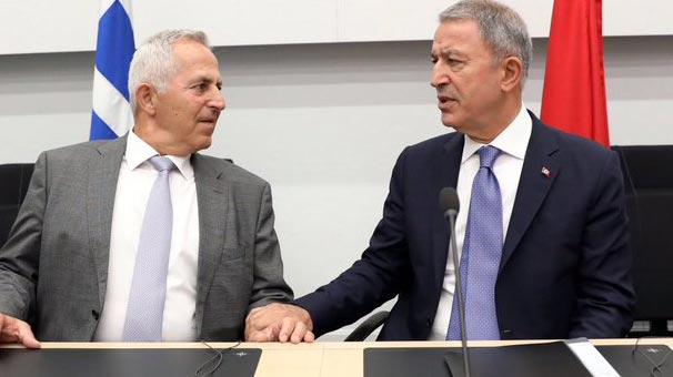 Son dakika | Yunan Bakan ile kritik görüşme