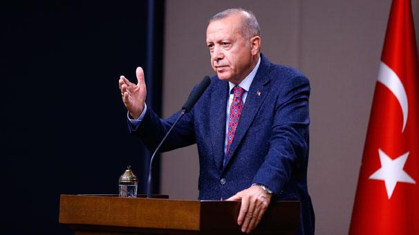 Cumhurbaşkanı Erdoğan'dan S-400 ve F-35 açıklaması:Çözeceğimize inanıyorum