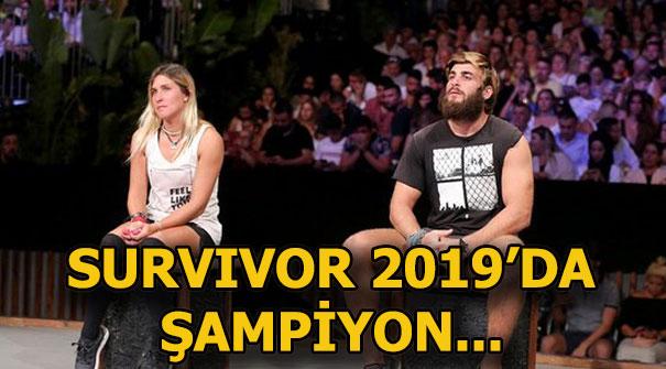 Survivor'da şampiyon kim oldu? Acun Ilıcalı Survivor'ın Türk şampiyonunu açıkladı