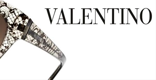 Valentino İlkbahar-Yaz 2012 Marchon Gözlükleri