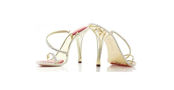 Dünyanın en pahalı ayakkabısı