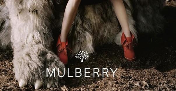 Mulberry 2012 Sonbahar-Kış Koleksiyonu